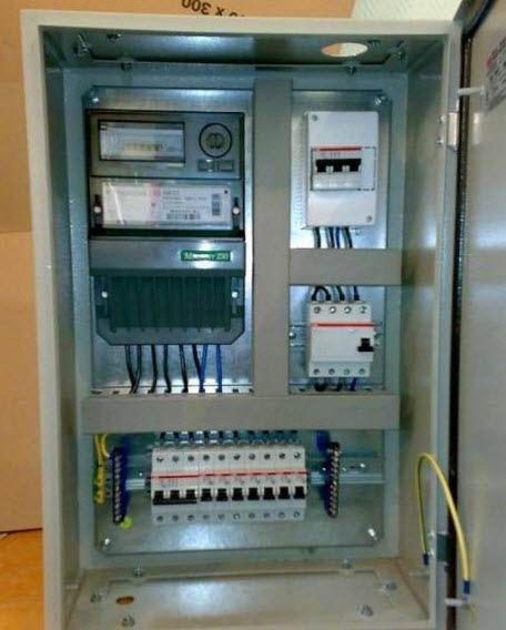 Поверка счетчиков электроэнергии