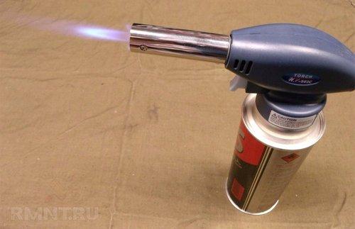 Газовая горелка