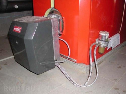 Дизельные котлы для отопления частного дома: плюсы иминусы