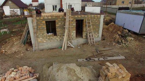 Дом из ракушечника: особенности строительства, плюсы и минусы материала