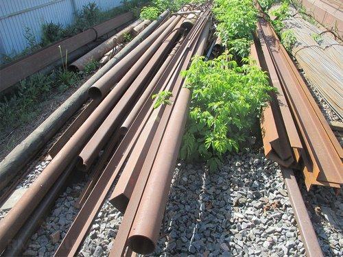 Использование б/у металла в строительстве — плюсы и минусы