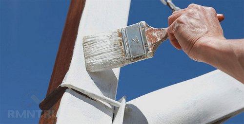 Как ичем покрасить металл по ржавчине