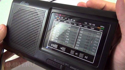 Поиск скрытой проводки с помощью радиоприемника