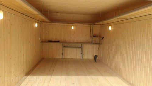 Как недорого сделать пол в гараже