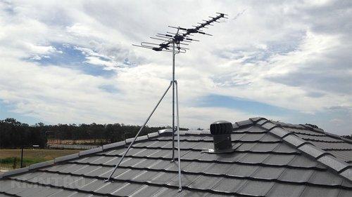 Использование аналоговой антенны для цифрового телевидения