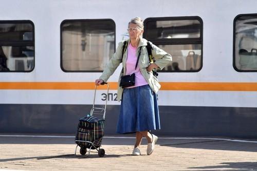 Льготы пенсионерам в Москве на проездв в электричке