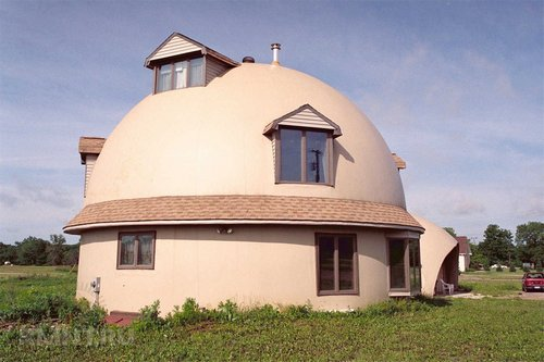 Купольные доматехнология строительства