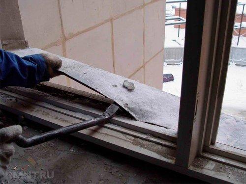Монтаж пластиковых окон зимой — возможные риски и их устранение
