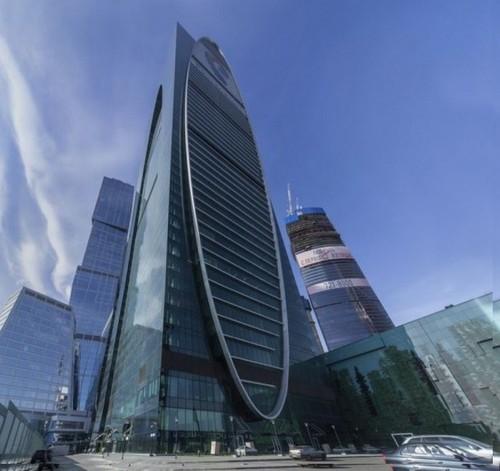 Башня Imperia Tower: 9 позиция в ТОПе самых высоких зданий столицы