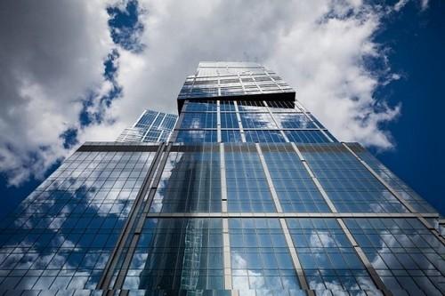 3 место: башня «Москва»