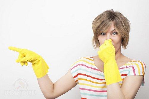 Неприятный запах из канализации:поиск причин иих устранение