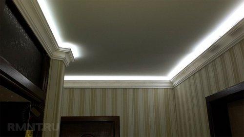 Освещение в прихожей: подбор светильников