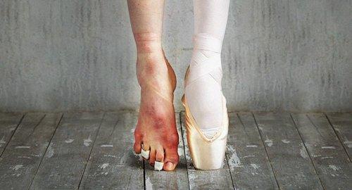 Во сколько лет уходят на пенсию балерины в России?