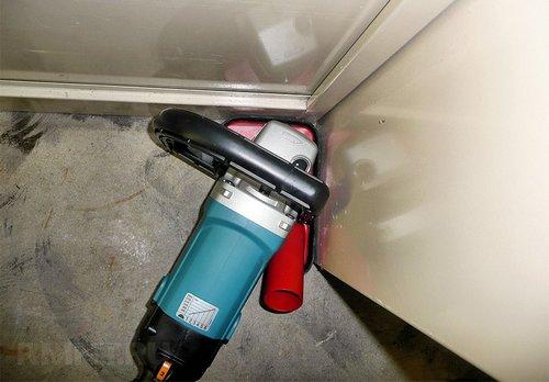 Шлифовка и полировка бетонного пола