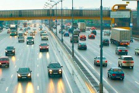 Работы по реконструкции Калужского шоссе продлятся 2 года