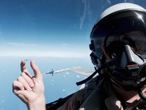 Пенсия военного лётчика