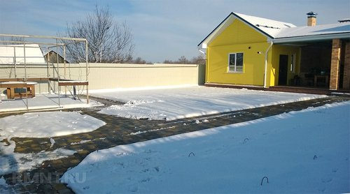 Системы антиобледенения и снеготаяния