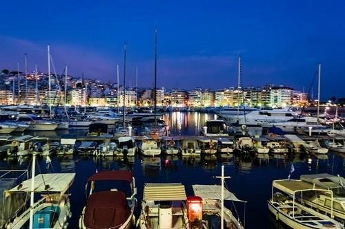 Пирей — один изкрупнейших портов вЕвропе