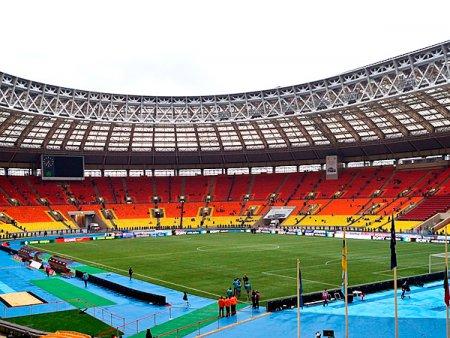 Столичные власти отчитались о реконструкции стадиона «Лужники»