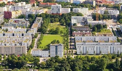 Недвижимость вМюнхене, Швабинг