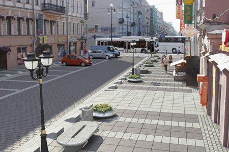 В Москве объявили конкурс по благоустройству освобожденных от киосков территорий