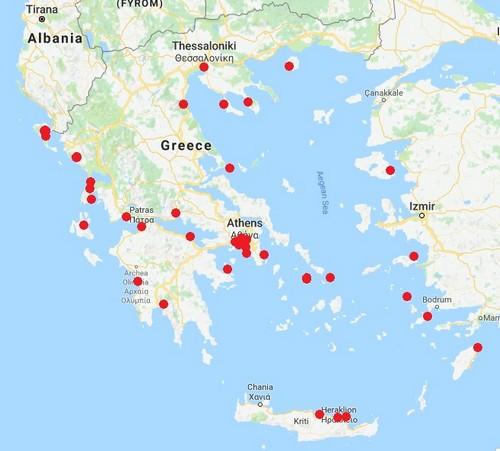 Ветер перемен: яхтенный туризм вГреции