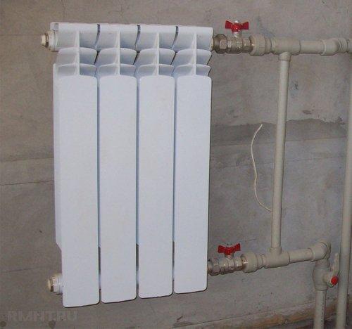 Запорно-регулирующая арматура на радиаторы отопления: виды и назначение