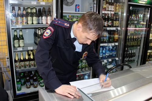 Размер штрафа, за отсутствие лицензии, на продажу алкоголя