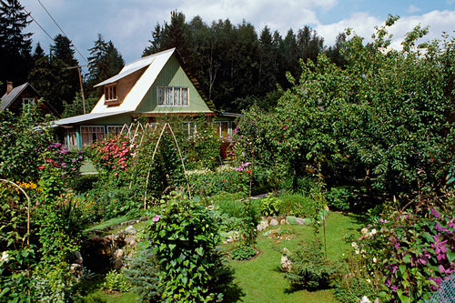 Садоводческие кооперативы
