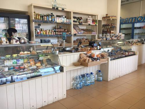 Сколько стоит открыть магазин продуктов