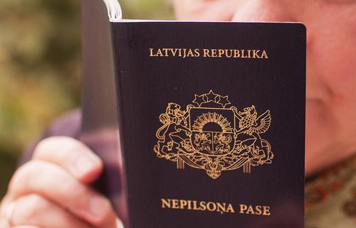 Получить гражданство Латвии
