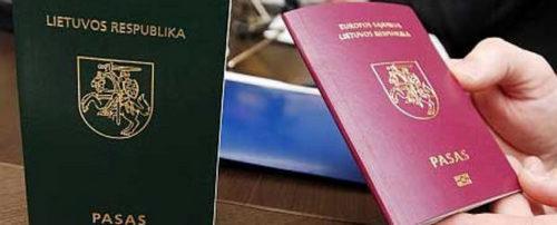 Получить гражданство Литвы