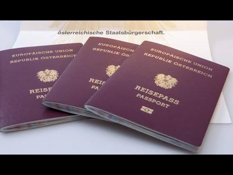 Получить гражданство Австрии