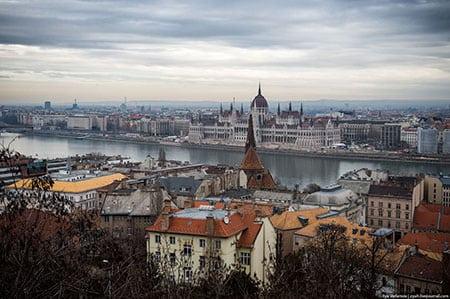 Работа в Будапеште