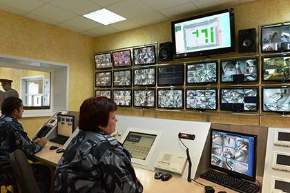 Постоянное видеонаблюдение за заключенными нарушает их права