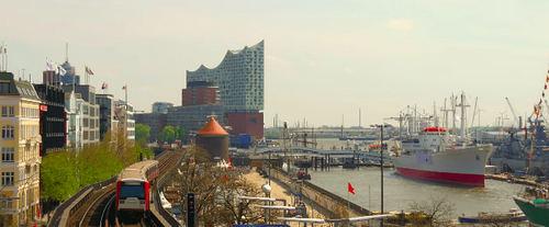 Работа в Гамбурге