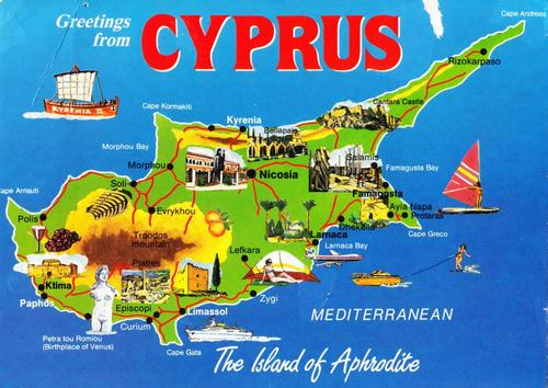 Работа на Кипре