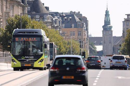 Работа в Люксембург