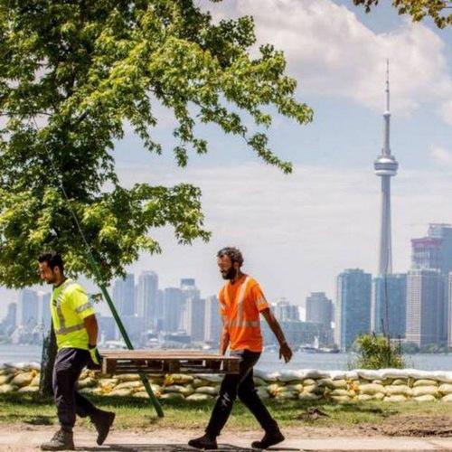 Работа в Торонто