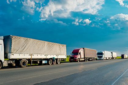 Административную ответственность водителей и собственников большегрузов предлагается смягчить