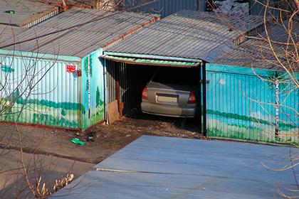 Права собственников гаражей и машино-мест пропишут