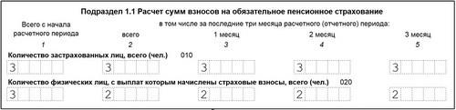 Пример заполнение р1 РС 2019