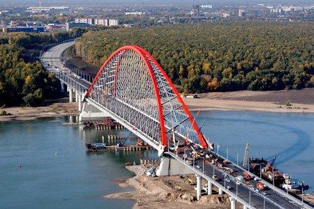 Четвертый мост через Обь в Новосибирске будет стоить 30 млрд рублей