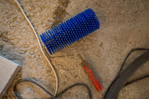 Инструменты для монтажа наливного пола