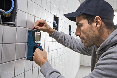 Как найти провод встене детектором инародные методы