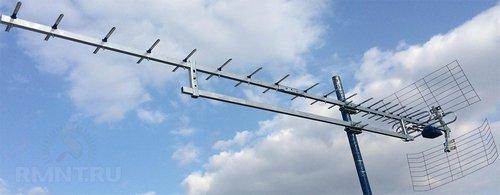 Уличная антенна «СПЕКТР 100» для DVB-T2 телевидения