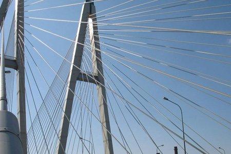 Мневники и Карамышевскую набережную в Москве свяжет вантовый мост