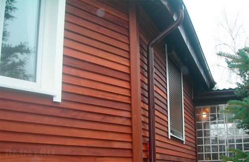 Планкен: плюсы и минусы при отделке фасада