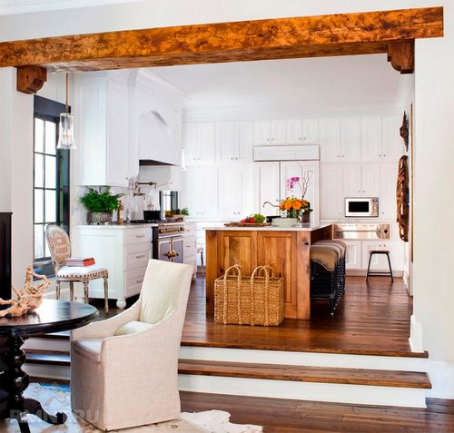 Подиум в квартире: возможности и трансформации интерьера