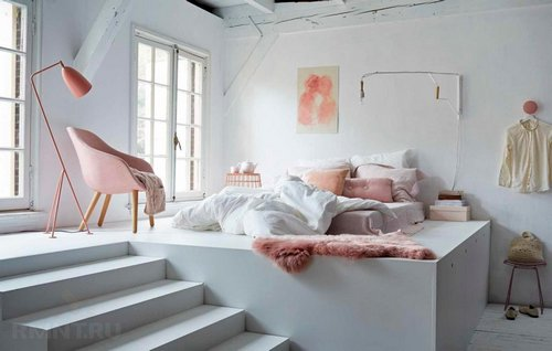 Подиум в квартире: возможности и трансформации интерера